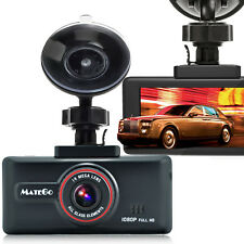 IR LED TFT Color LCD 2.7'' HD Portable Car Vehicle DVR USB Video Recorder Camera