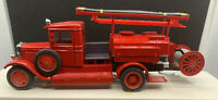 Omo 1/43 Scale Diecast N3 - 3HC Fire Engine Truck PM3-3ns-5- Red  USSR Boxed