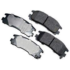 REAR BRAKE PADS for CHRYSLER DODGE SEBRING AVENGER STEALTH Premium Rear Brakes