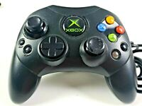 Microsoft XBOX Controller S Wired X08-69873 Black OEM ORIGINAL Genuine