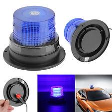 Magnetic 12V 24V Car LED Strobe Warning Light Emergency Beacon Lamp (Blue) BEST