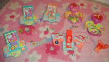 THE LITTLEST PET SHOP LOT TEENY  TINY TINIEST PLAYSETS