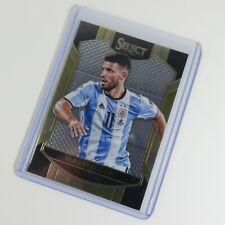 Sergio Auguero Panini Select 2016-2017 Card #19 Argentina Manchester City