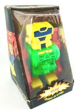 Vintage 1970 Claw Ding-A-Ling ROBOT by Topper Toys w/ Original Instructions NIB