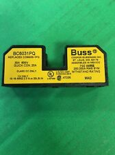 s l225 cooper bussmann industrial fuse blocks & holders ebay Fuse Box Door at nearapp.co
