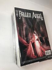 FALLEN ANGEL #1-30  run set Peter David IDW publishing 2005