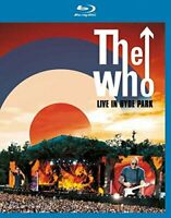 The Who: Live In Hyde Park [Blu-ray] [DVD][Region 2]