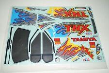 Tamiya 43508 TNX 5.2 - TGM03  9494073 / 19494073 Decals / Stickers neu ovp