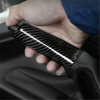 High quality Carbon Fiber Auto car inside Handbrake decor cover For BMW 3 series