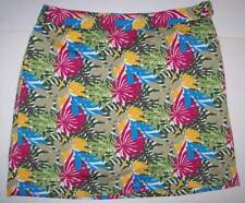 Greg Norman Perfect Fit Womens Size 8 Golf Skirt w/Attached Shorts NEW