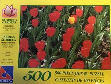 Sure-lox Glorious Gardens 500 Pcs Tulips