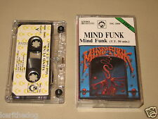 MIND FUNK - Mind Funk - MC Cassette un/official polish tape 1992 / 19
