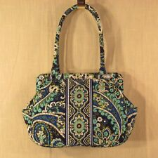 Vera Bradley - Frame Bag - Rhythm & Blues - Large Purse - NEW