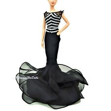 Barbie Fashion 1999 40th Anniversary Collector Edition GOWN ONLY NO DOLL