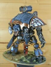 PLASTIC WARHAMMER IMPERIAL KNIGHT WELL PAINTED (L)
