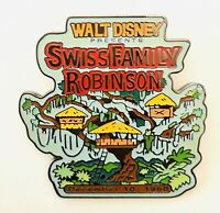 Disney SWISS FAMILY ROBINSON #23 Of 101 Disney Movies Silver Clasp Pin