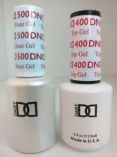 DND Daisy Soak Off Gel Polish Top Coat & Base Coat Duo 0.5 oz ON Sale!