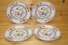"Bernardaud Pondichery Limoges (4) Bread & Butter Plates, 6 1/2"""