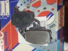 PASTIGLIE FRENO ANTERIORI EBC FA130 KAWASAKI KX125 /250 87-88  KLR 650 87-89