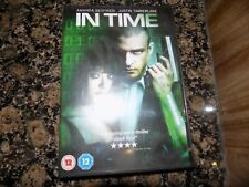DVD  IN TIME  2012 ( JUSTIN TIMBERLAKE )