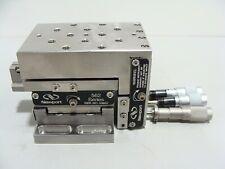 Newport 562 Xyz Ultralign Precision Linear 3 Axis Translation Stage 3 X Sm13