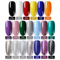 BORN PRETTY 3D 2 in 1 UV Gel Nail Polish Glitter Micro-carving Soak Off Varnish