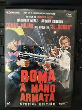 DVD ROMA A MANO ARMATA Special edition Tomas Milian (vendita)
