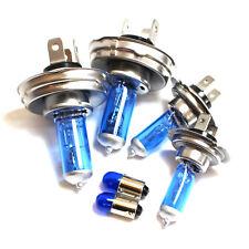 For Austin Mini MK1 100w Super White Xenon HID High/Low/Fog/Side Headlight Bulbs