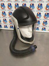 3M Versaflo M306 Helmet with Visor - for Powered Air Respirator PAPR (M) 1