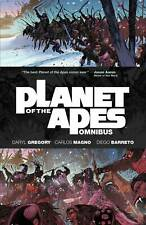 Planet Of The Apes Omnibus Vol #1 Tpb Boom! Science Fiction Comics Tp 512 Pages!