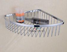 Bathroom Corner Caddy Shower Wire Basket Shelf, SUS304# Stainless Steel Chrome