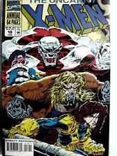 Uncanny X-Men n°18 1994 - ANNUAL -  ed. Marvel Comics [G.180]