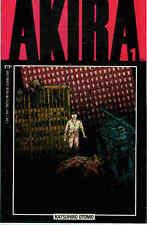 Akira # 1 (Katsuhiro Otomo, 68 pgs.) (Estados Unidos, 1988)