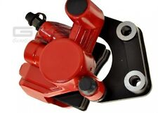 Brake Saddle Front Red for 50 cc 1E40qmb Scooter EXPLORER GENERIC CPI Keeway