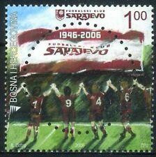 Bosnia & Herzegovina 2006 ☀ Football Soccer Sports Sarajevo Club 1v ☀ MNH**