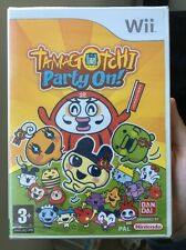 Wii - Tamagotchi Party On! | *PAL* | NEW & FACTORY SEALED!