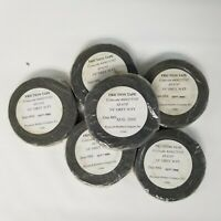 6 Rolls of Plymouth Rubber Co Gray Friction tape  3/4x36 foot  Manufactured 2000