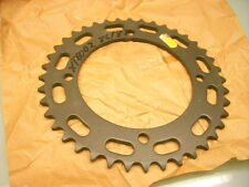 SPROCKET REAR WHEEL GEAR 40 teeth/Denti RUOTA POSTERIORE RUOTA DENTATA PIGNONE xt 600 Z