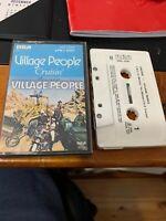 VILLAGE POEPLE CRUISIN Cassette Tape