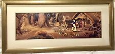Disney Snow White Cel A New Home Rare Limited Edition Animation Art Cell