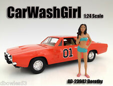 CAR WASH GIRL--DOROTHY   1:24 scale