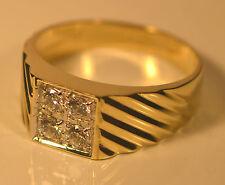 Zircon Stone Rings for Men