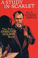 Talking Audio Book Conan Doyle A Study in Scarlet on MP3 CD