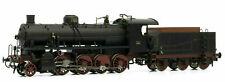 Rivarossi HR2483. FS Locomotiva a vapore Gr 740 696 Caprotti, tender da 12m/c.