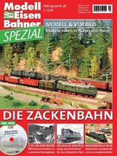 MEB especial 20-los zackenbahn con DVD