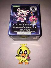 Five Nights at Freddys Sister Location NIGHTMARE CHICA MYSTERY MINI 1:12  *NEW*