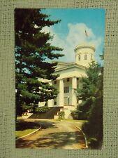 Vintage Postcard Old Dorm, Gettysburg College, Gettysburg, Pa.