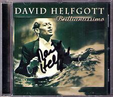 David Helfgott SIGNED brilliantissimo Chopin Bumble-Bee Liszt Hungarian Rhapsody