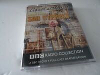 Sad Cypress: Starring John Moffatt by Agatha Christie (Audio cassette, 2004)