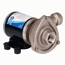 NEW JABSCO 50840-0012 Low Pressure Cyclon Centrifugal Pump - 12v